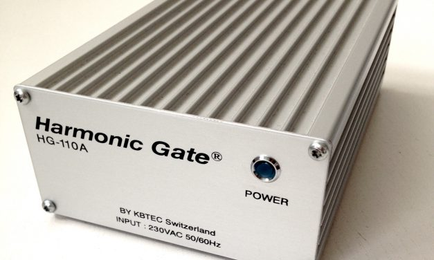 Harmonic Gate by KBTEC Switzerland