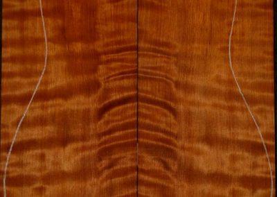 Red Cedar Curly